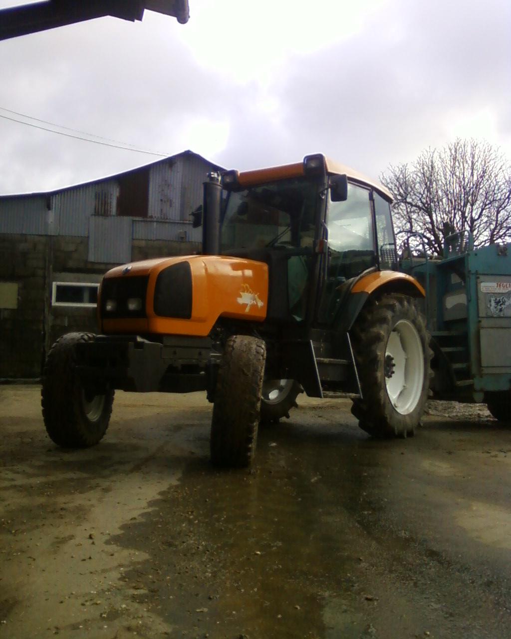Photo du Tracteurs agricoles Ergos 85