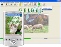 Photo du Logiciels de gestion d\'élevage Geidel Troupeau