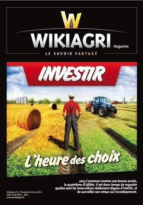 Photo du magazines, journaux agricoles WikiAgri