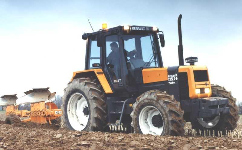 Photo du Tracteurs agricoles 175-74
