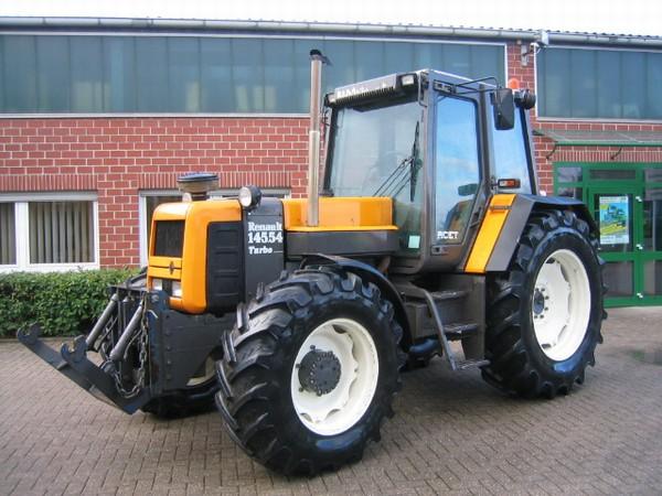 Photo du Tracteurs agricoles 145-54