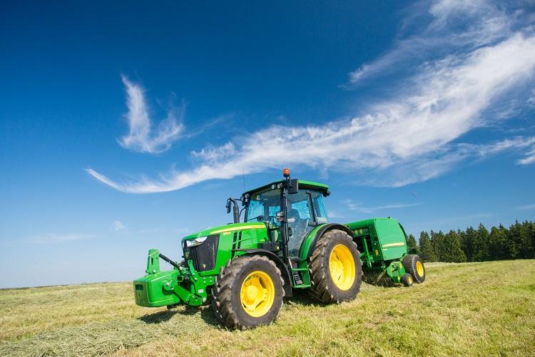 Photo du Tracteurs agricoles 5115M