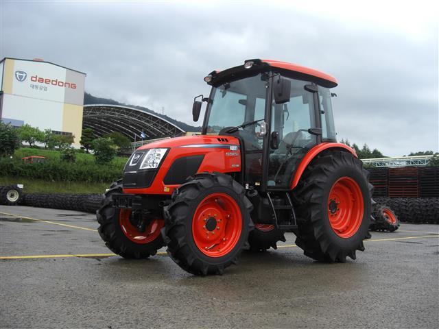 Photo du Tracteurs agricoles RX 6020