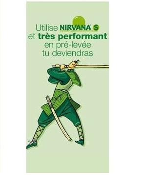 Photo du Herbicides Légumineuses Nirvana S