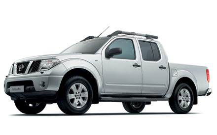 Photo du 4x4 Navara Double Cab