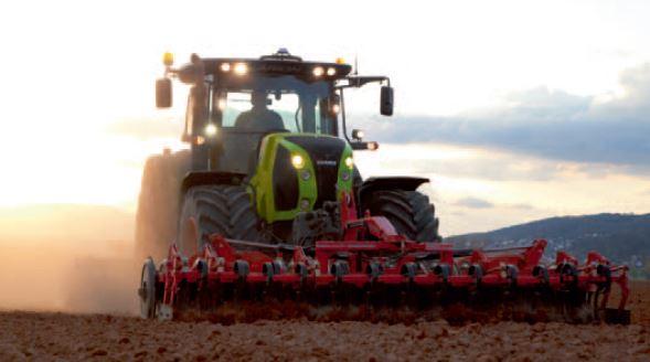 Photo du Tracteurs agricoles Arion 630 (2013)