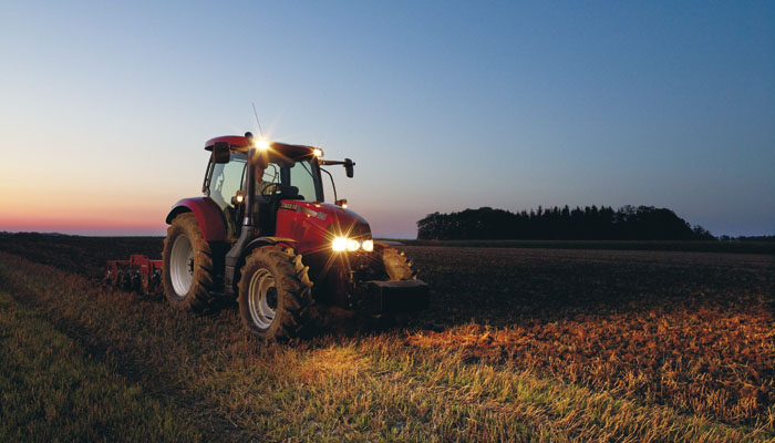 Photo du Tracteurs agricoles Maxxum 110 EP