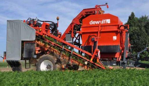 Photo du Autres matériels de récolte GBI - Arracheuse monorang à carottes