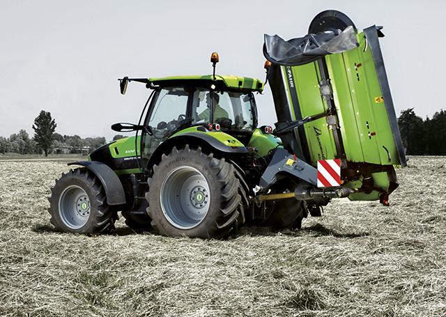 Photo du Tracteurs agricoles 5100 (C)