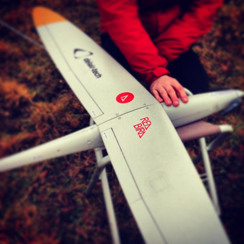 Photo du Services et logiciels de surveillance des cultures Drone DT-18