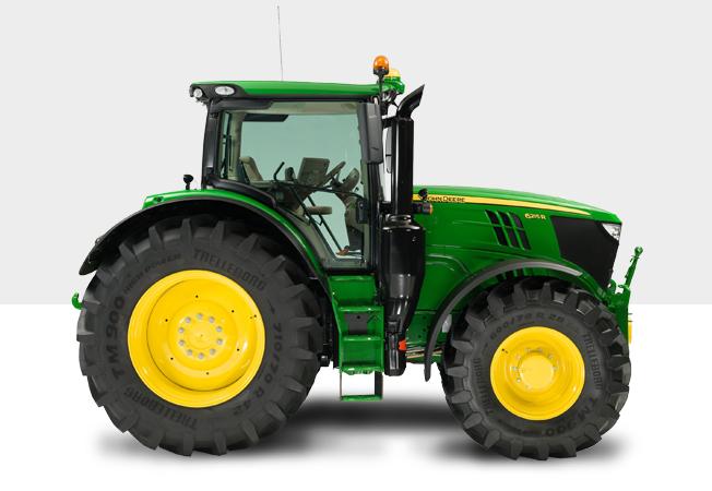 Photo du Tracteurs agricoles 6215R