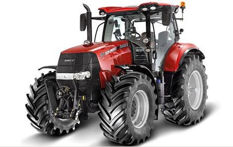 Photo du Tracteurs agricoles Puma 240 CVX