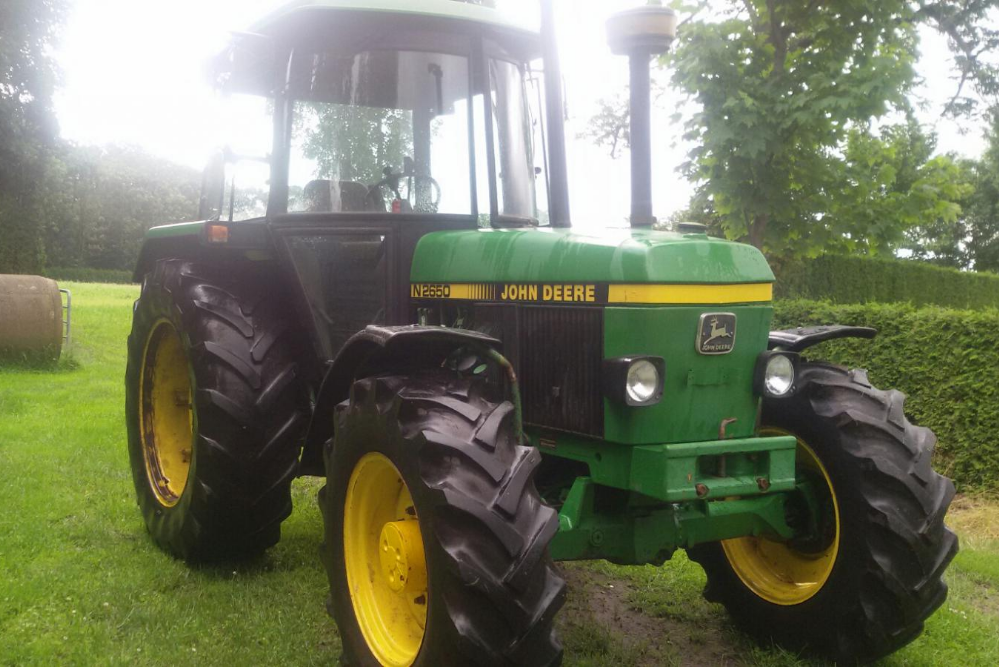 Photo du Autres tracteurs 2650N
