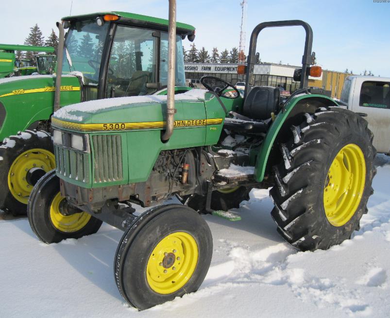 Photo du Autres tracteurs 5300SN Arceau