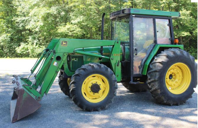 Photo du Autres tracteurs 5500SN