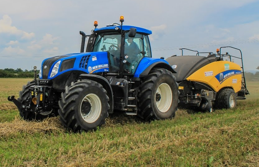 Photo du Tracteurs agricoles T8.300 UltraCommand