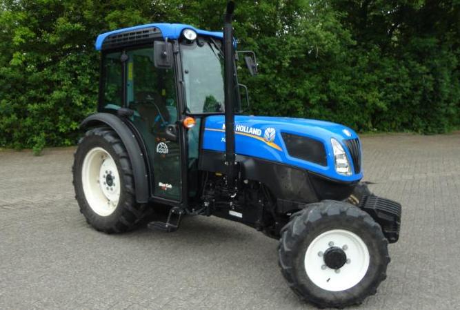 Photo du Autres tracteurs T4.105N