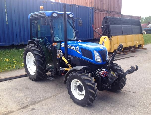 Photo du Autres tracteurs T4.95N