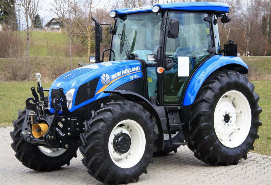 Photo du Tracteurs agricoles TD5.75