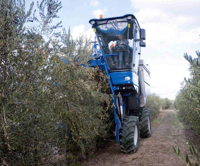 Photo du Tracteurs agricoles 9090X (Olive 2 Bennes)