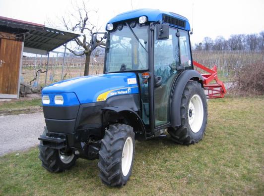 Photo du Tracteurs vignerons TN70VA & NA