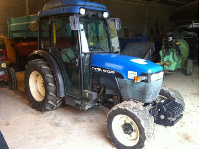 Photo du Autres tracteurs TN75N Cabine Dual Elect
