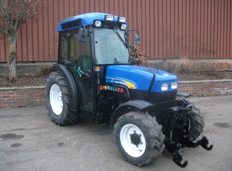 Photo du Autres tracteurs TN75NA