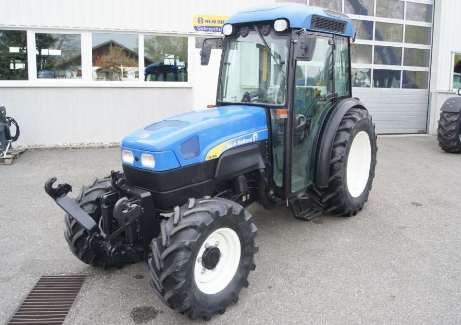 Photo du Autres tracteurs TN 95 NA