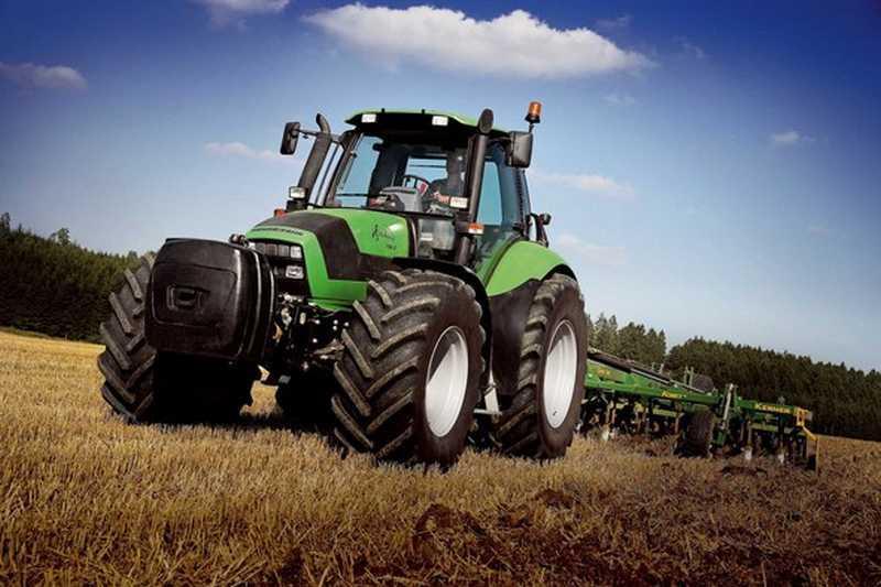 Photo du Tracteurs agricoles Agrotron 180.7
