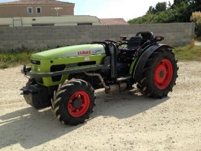 Photo du Autres tracteurs RB 140