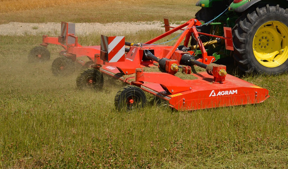 Photo du Broyeurs à axe vertical GYRO MULCH 3500 - 4300 - 6000