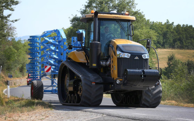 Photo du Tracteurs agricoles MT755E - MT765E - MT775E