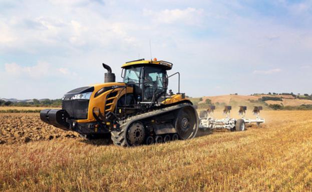 Photo du Tracteurs agricoles MT845E - MT855E - MT865E - MT875E