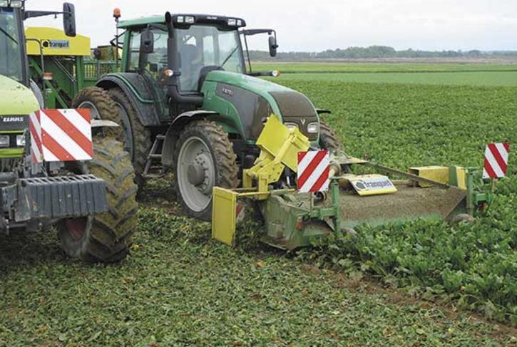 Photo du Récolte des betteraves Super Saïga