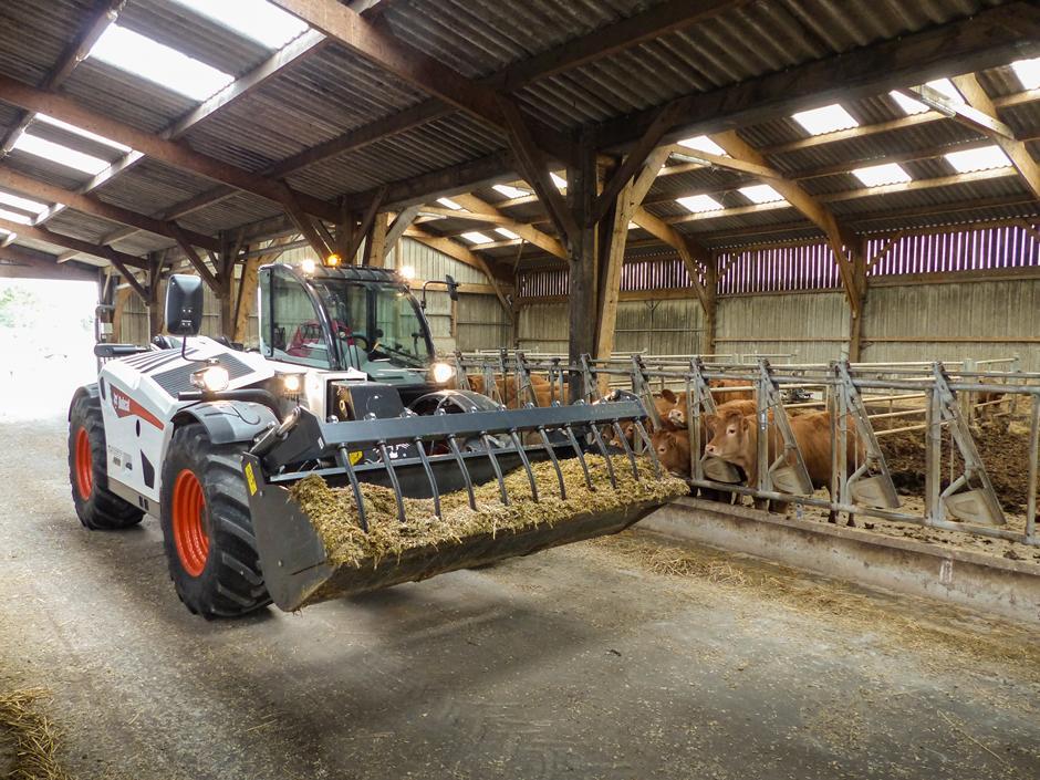 Photo du Chargeurs télescopiques TL34.65HF AGRI