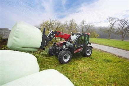 Photo du Chargeurs télescopiques Farmlift 525
