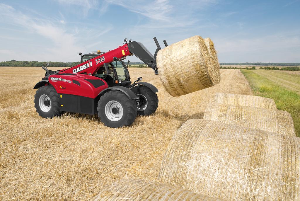 Photo du Chargeurs télescopiques Farmlift 735
