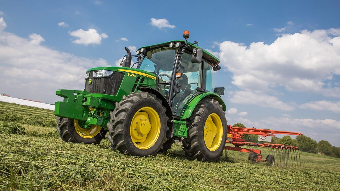 Photo du Tracteurs agricoles 5058E