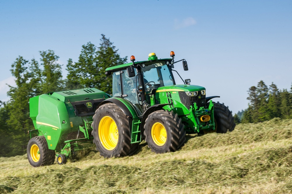 Photo du Tracteurs agricoles 6115MC