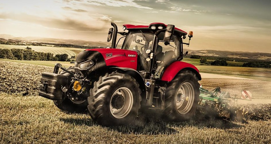 Photo du Tracteurs agricoles Maxxum 135
