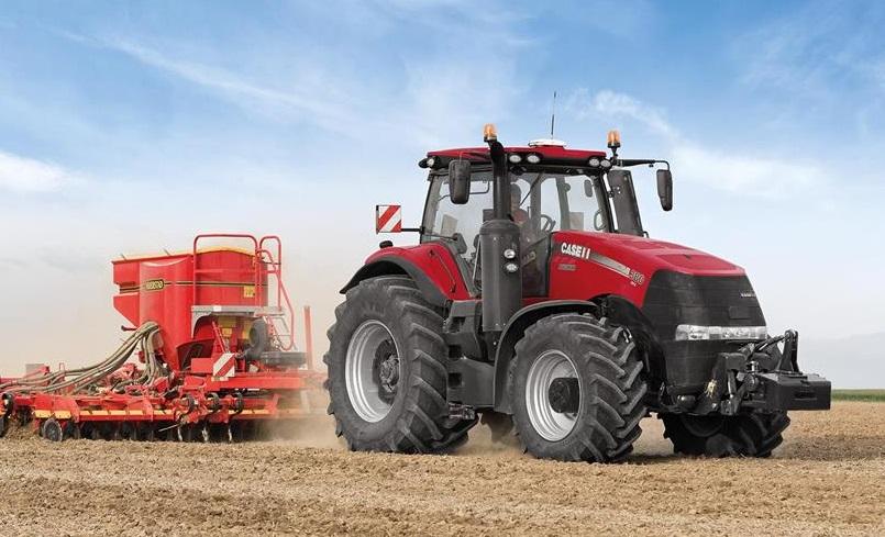 Photo du Tracteurs agricoles Magnum 250