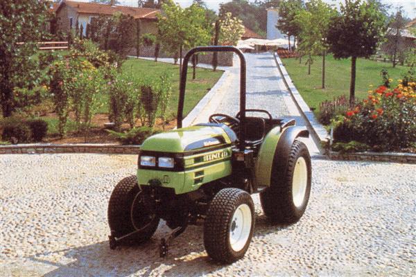 Photo du Autres tracteurs Prince 445