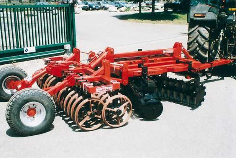 Photo du Cover-crop Rolldisc RDX