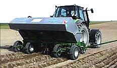 Photo du Planteuses à pommes de terre RBS portées et semi-portées