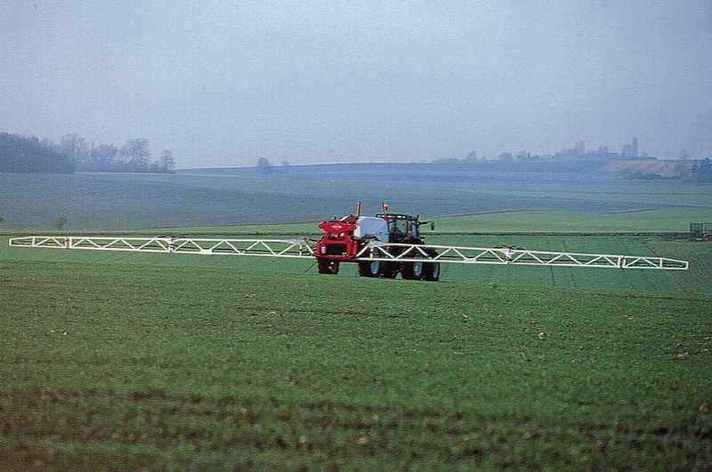 Photo du Pulvérisateurs traînés Toprider 36 m