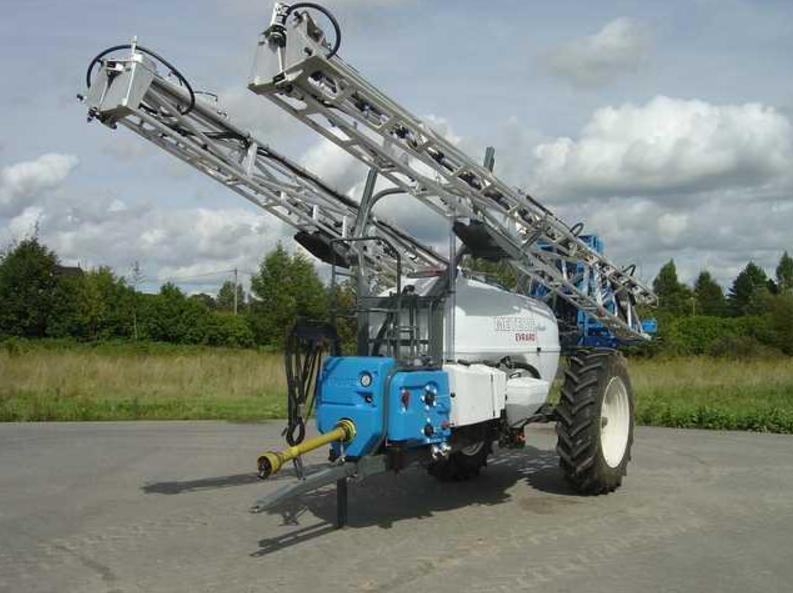 Photo du Pulvérisateurs traînés Meteor - Meteor Export 2500 - 2800 - 3400 - 4100