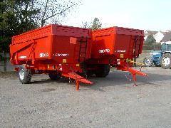Photo du Remorques agricoles E 90 - E110 - E120 - E140 - E150 - E170