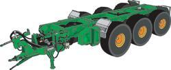 Photo du Remorques agricoles Cargo