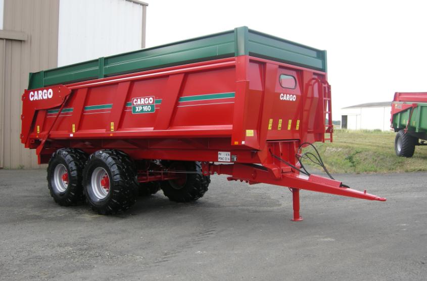 Photo du Remorques agricoles Cargo CP