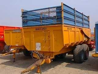 Photo du Remorques agricoles Turbo